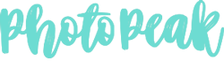 PhotoPeak Logo